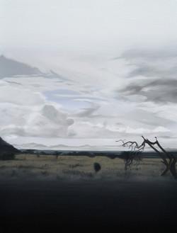 Maasai Mara, 89 x 116 cm