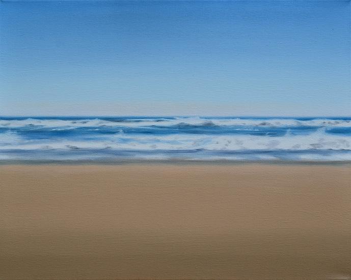 Beach V(A), 41 x 33 cm