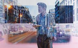 Daydream Nation, 80 x 125 cm