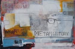 Metahistory, 195x125 cm