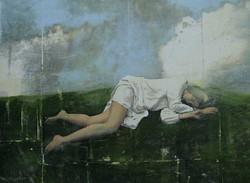 Vilan I, 110 x 80 cm