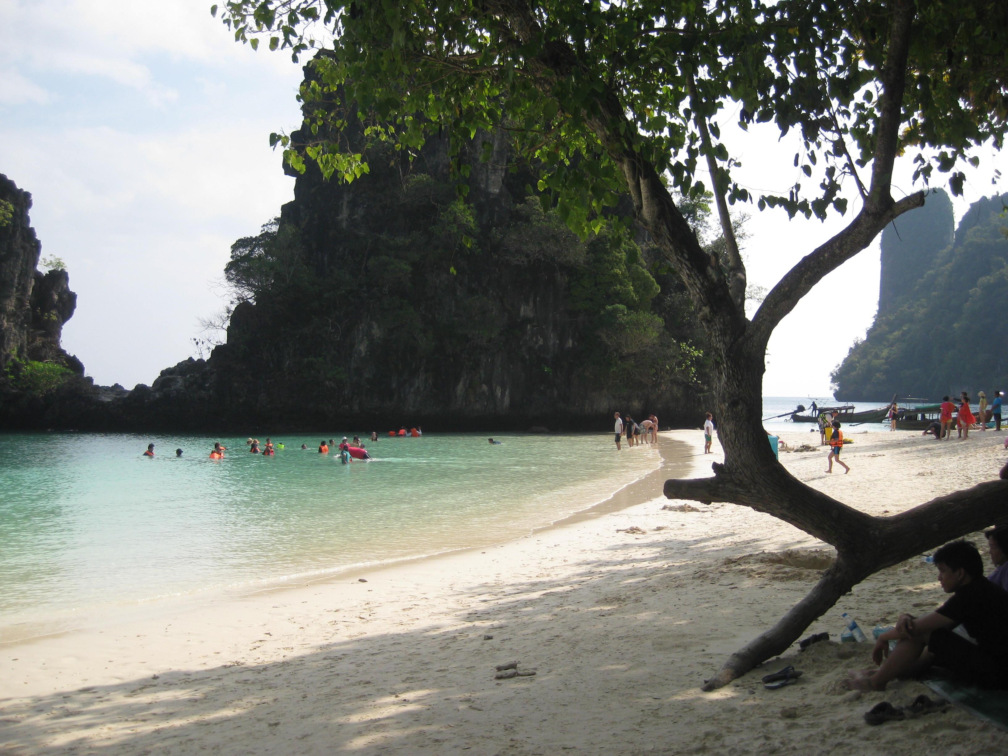 Hong beach