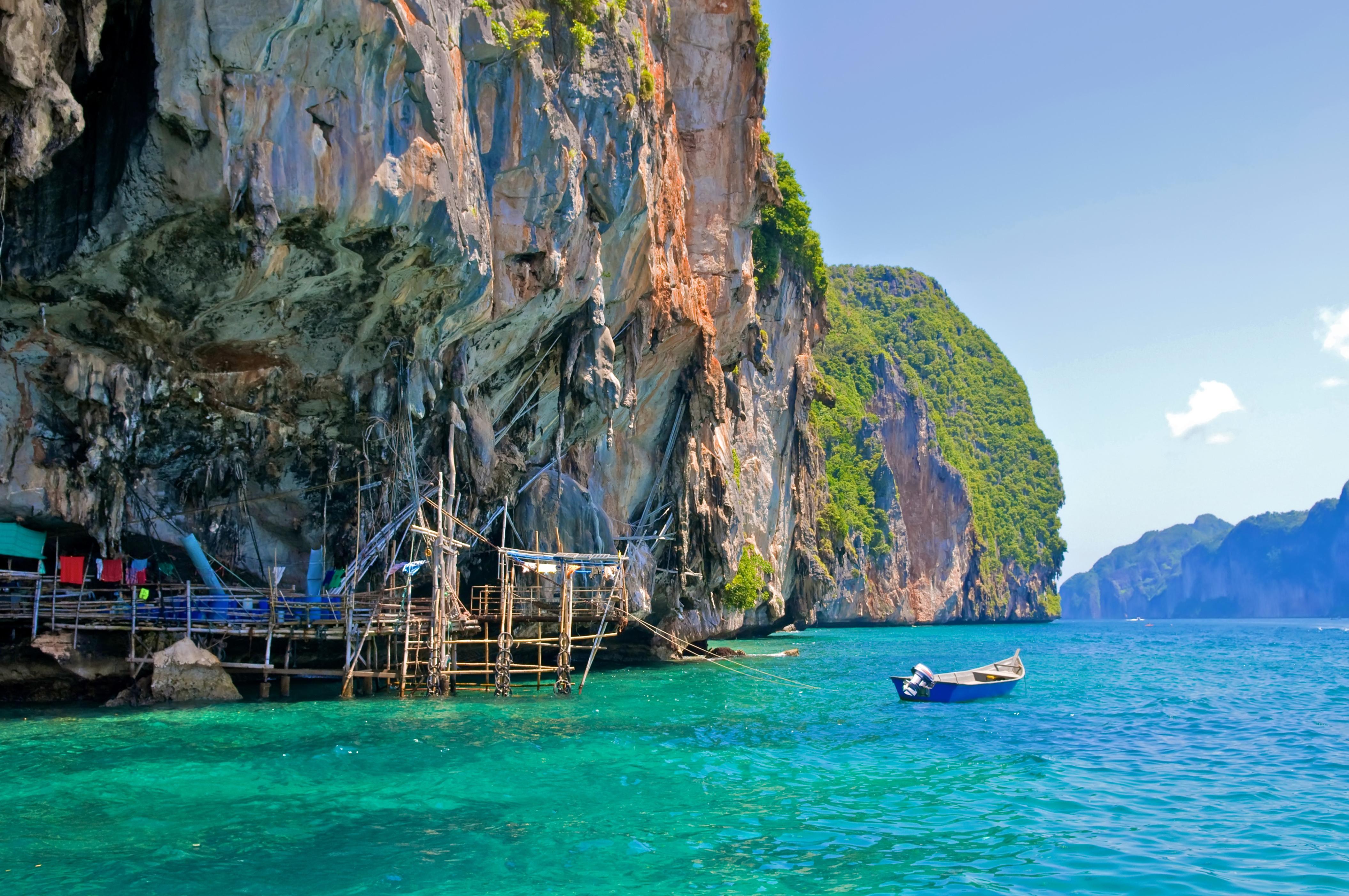 Viking Cave, Phi Phi