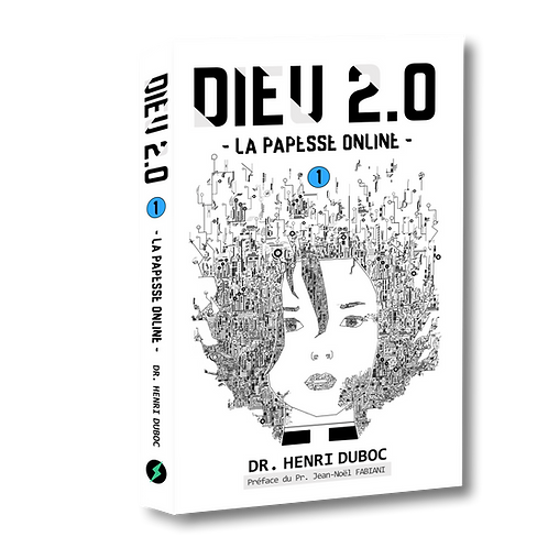 DIEU 2.0 - La Papesse Online - T1 - MOBI