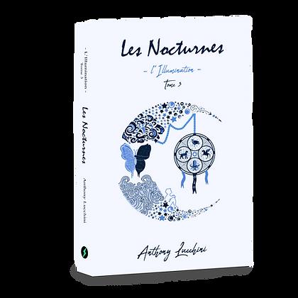 Les Nocturnes - Tome 3 L'Illumination