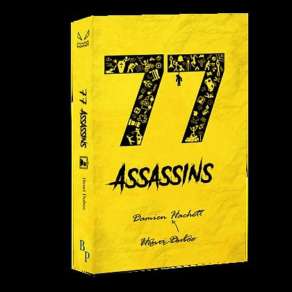 77 Assassins - MOBI