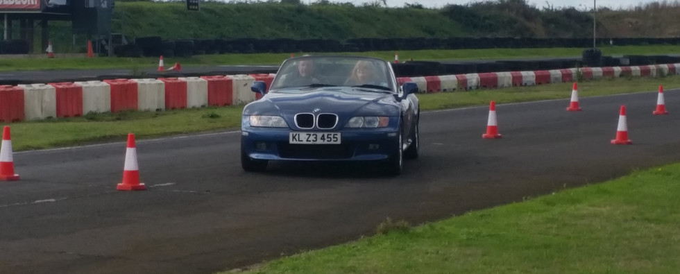 Mark Collins BMW