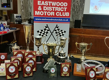 Eastwood & District Motor Club Awards