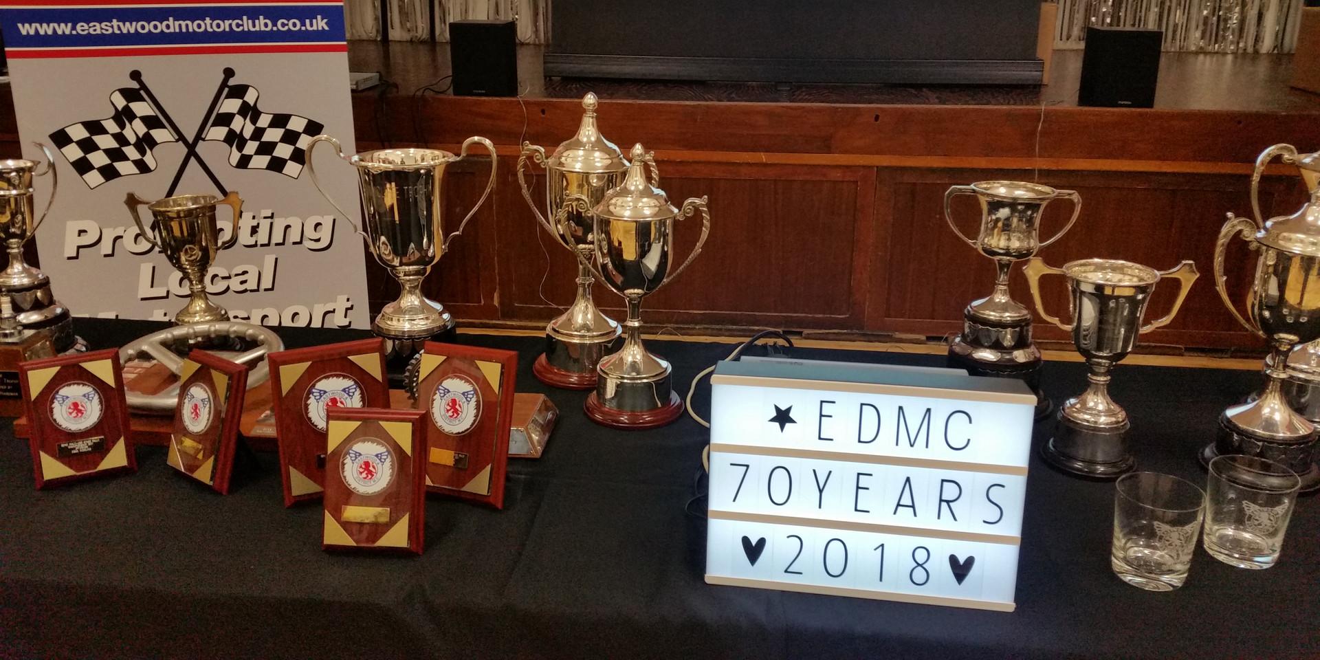 EDMC Awards Dinner 2018