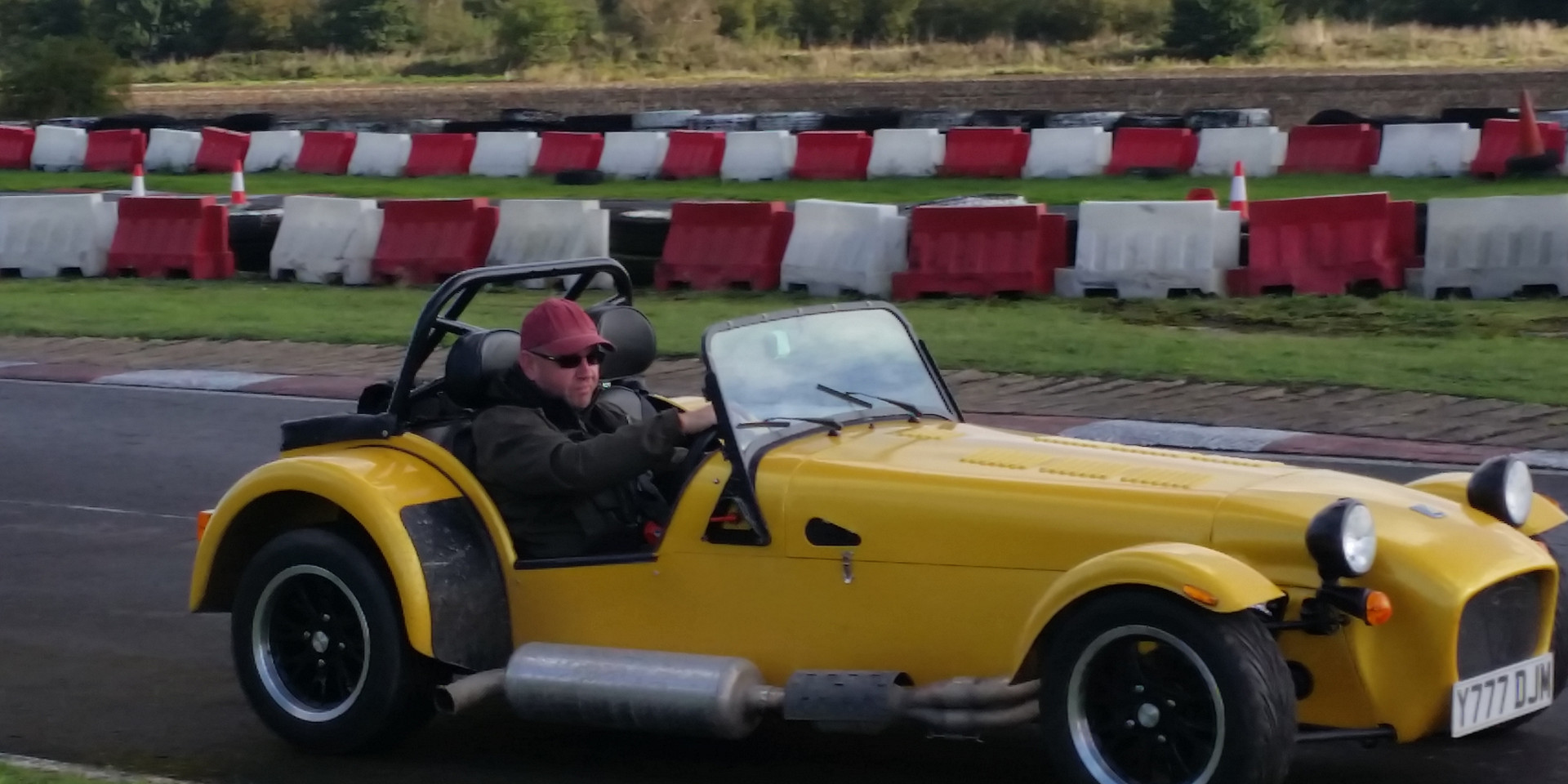 John Minns Caterham Autosolo