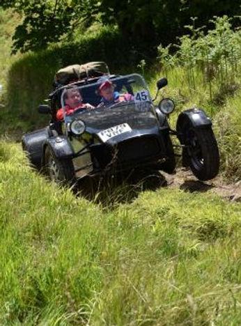 Big Al's Trials Car