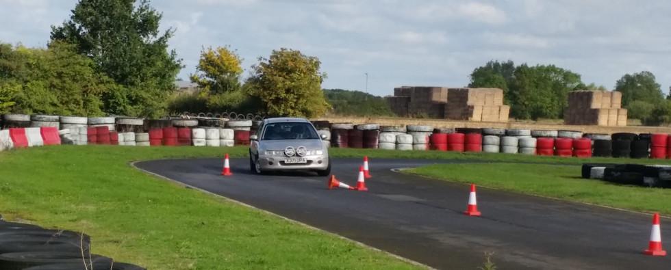 MG ZR Autosolo