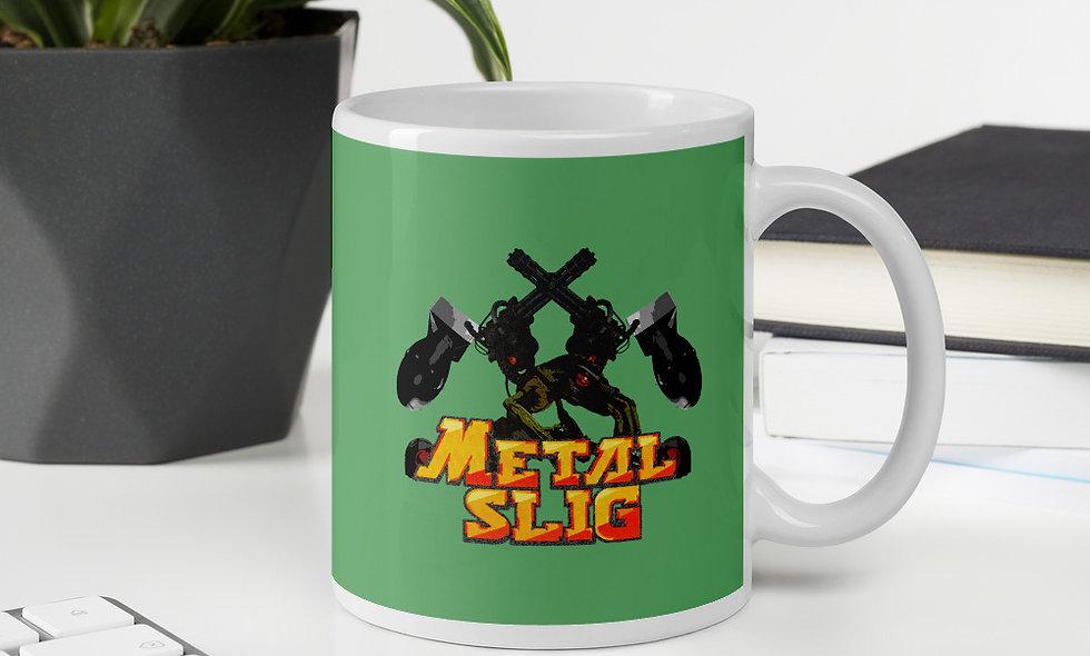 Metal Slig Mug