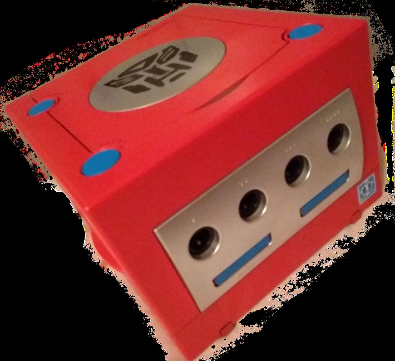 Custom Game Consoles