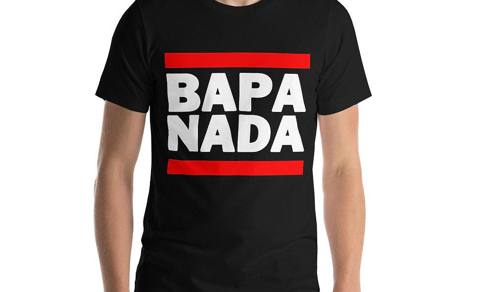 Bapa Nada Short-Sleeve Unisex T-Shirt