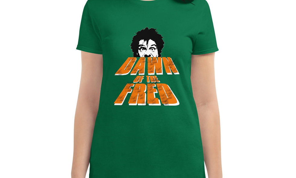 Dawn of the Fred (Dead) Women's short sleeve t-shirt