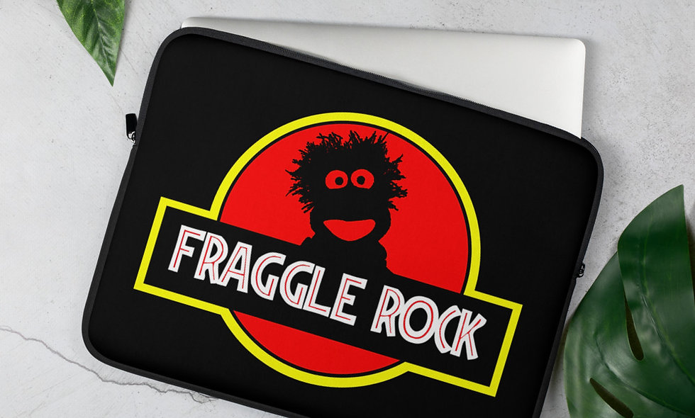 Fraggle Park Laptop Sleeve