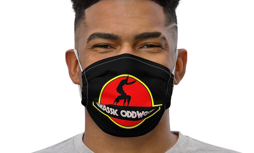 Jurassic Oddworld Face Mask
