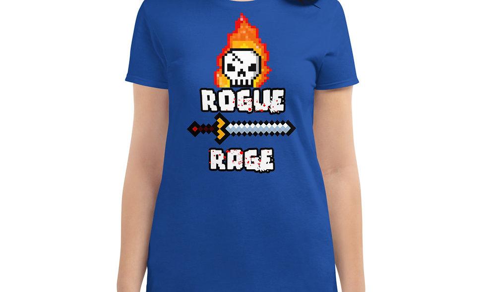 Rogue Rage Women's short sleeve t-shirt