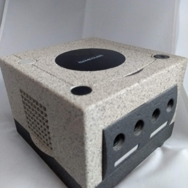 Stone and Cast Iron Effect Gamecube - SOLD