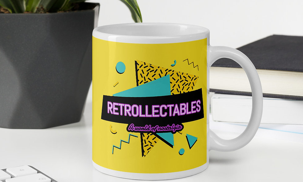 Retrollectables Mug