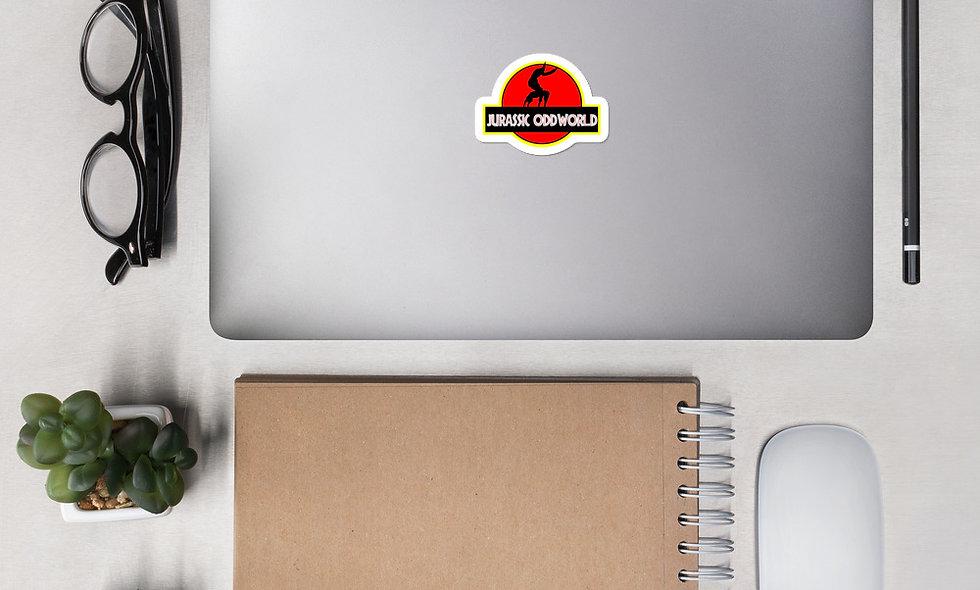 Jurassic Oddworld Sticker