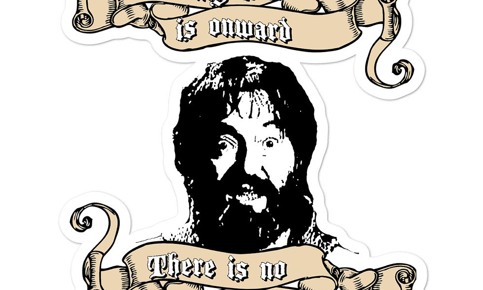 Knightmare Treguard Sticker
