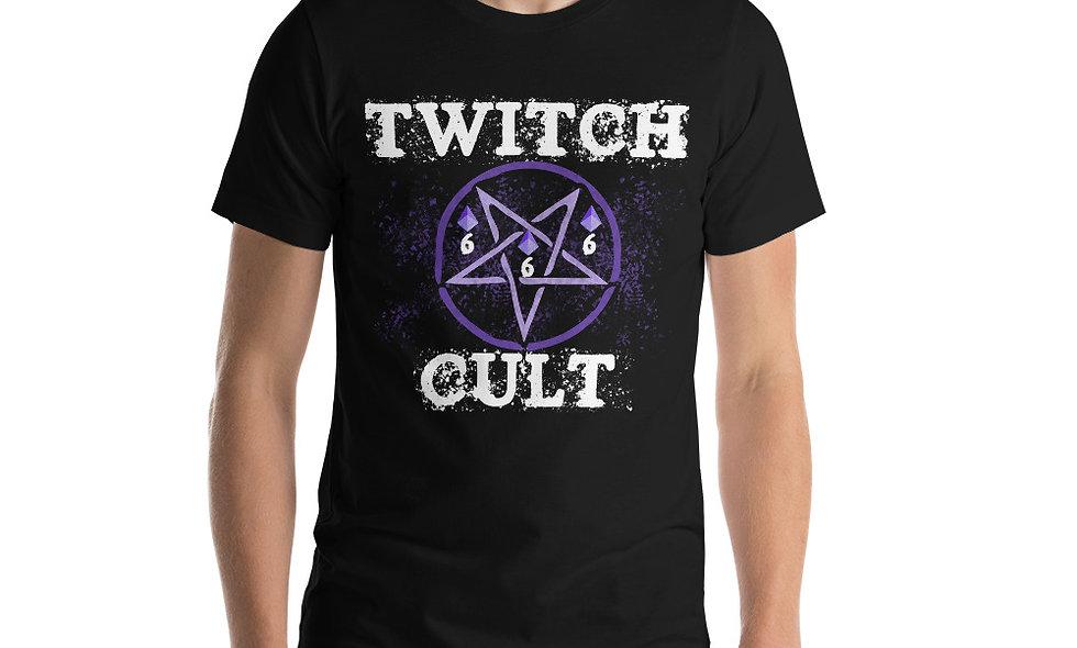 Twitch Cult Short-Sleeve Unisex T-Shirt