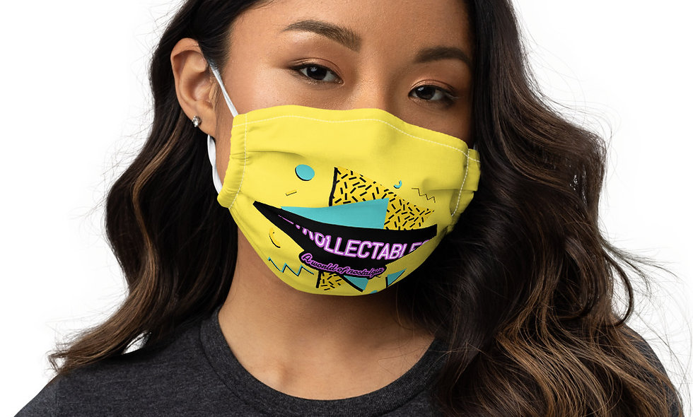 Retrollectables Face Mask