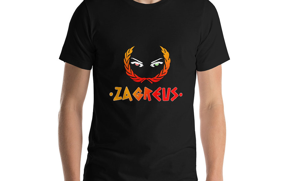 Zag Tour Short-Sleeve Unisex T-Shirt
