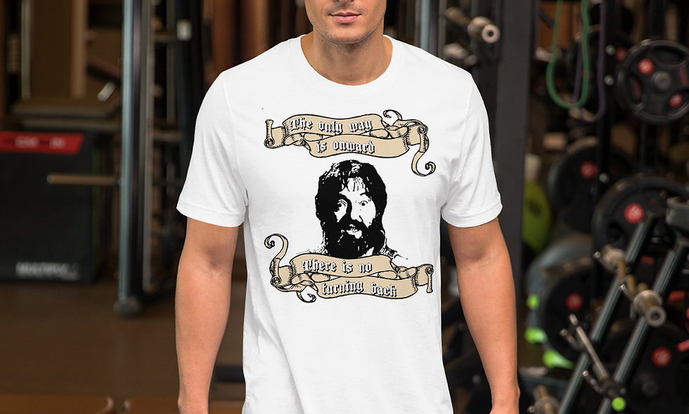 Knightmare Treguard Short-Sleeve Unisex T-Shirt