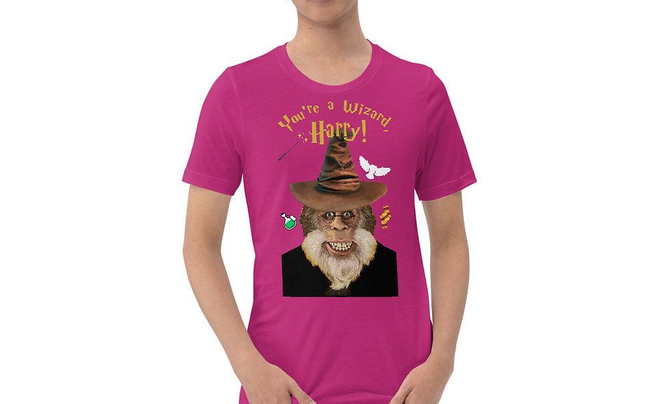 You're a Wizard Harry Henderson Short-Sleeve Unisex T-Shirt