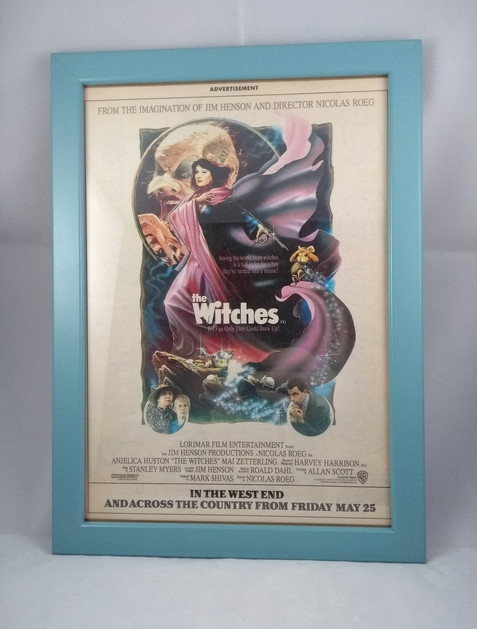 The Witches Movie Ad