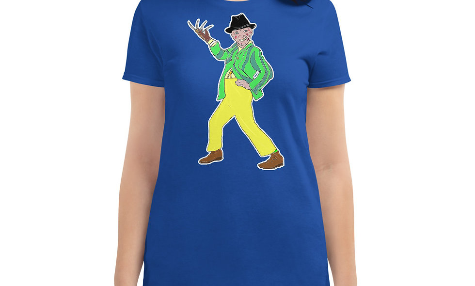 Drop Dead Freddy Women's short sleeve t-shirt
