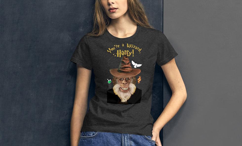 You're a Wizard Harry Henderson Women's short sleeve t-shirt