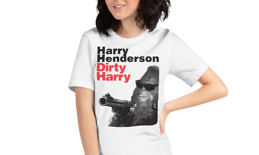 Dirty Harry Henderson Short-Sleeve Unisex T-Shirt
