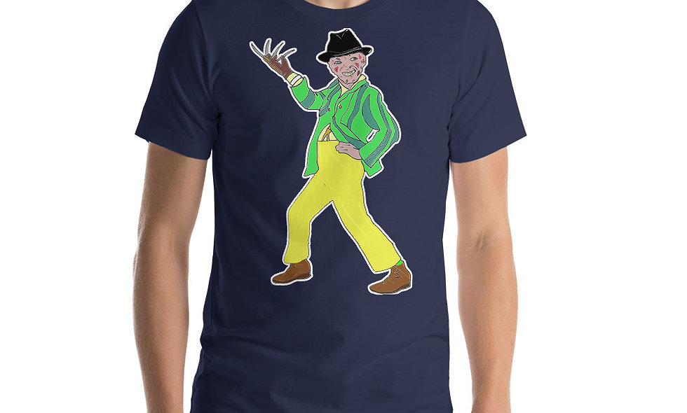 Drop Dead Freddy Short-Sleeve Unisex T-Shirt