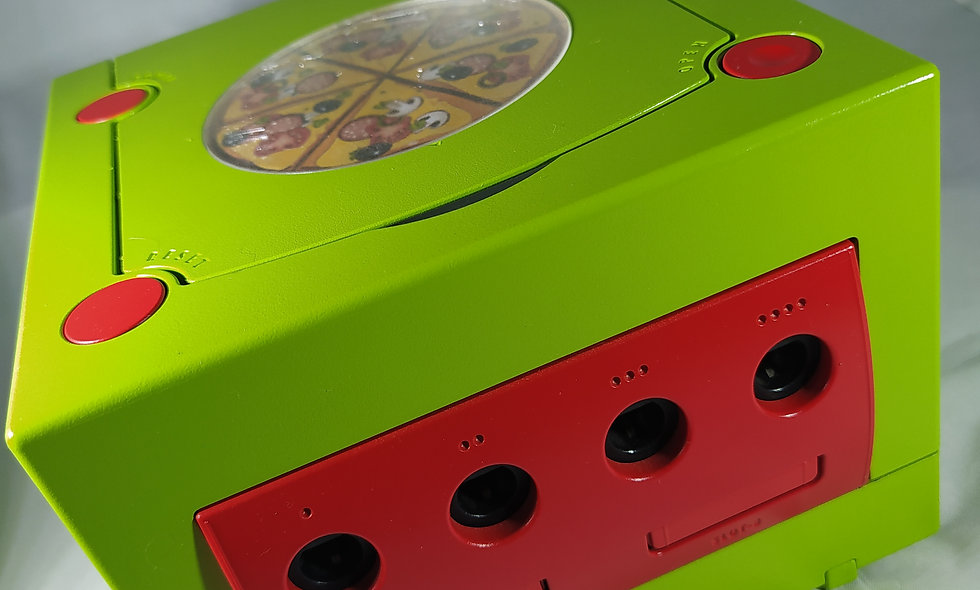 Raphael TMNT Nintendo GameCube