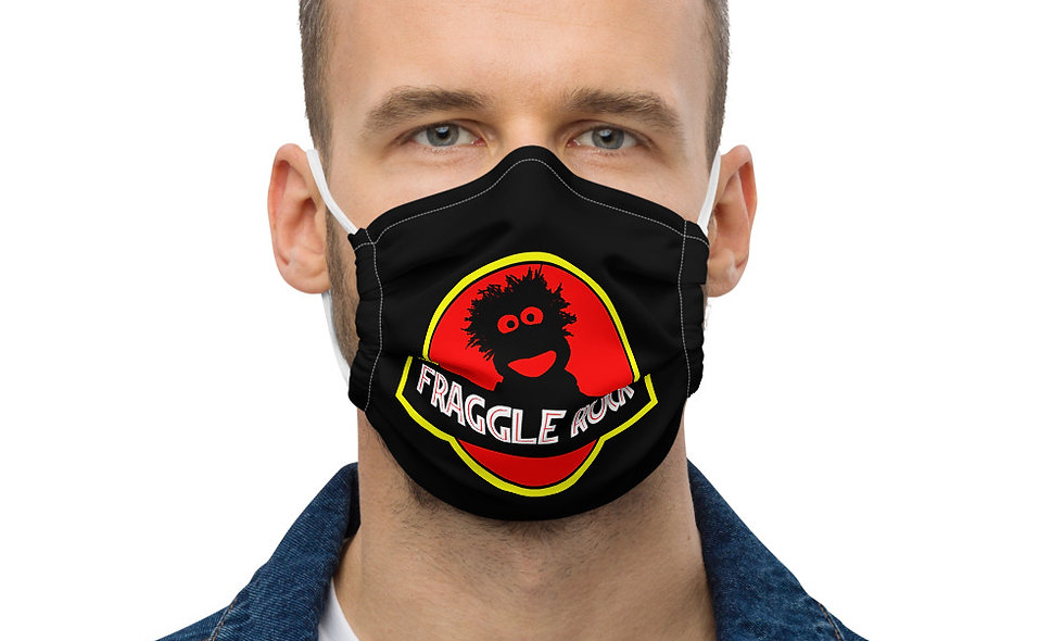 Fraggle Park Face Mask