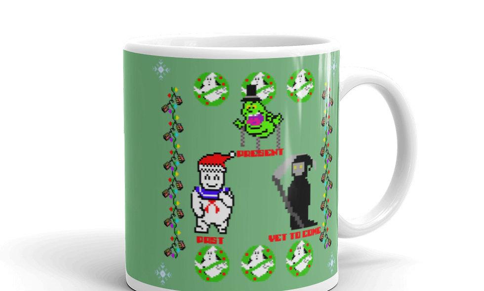 Ghosts of Christmas Mug