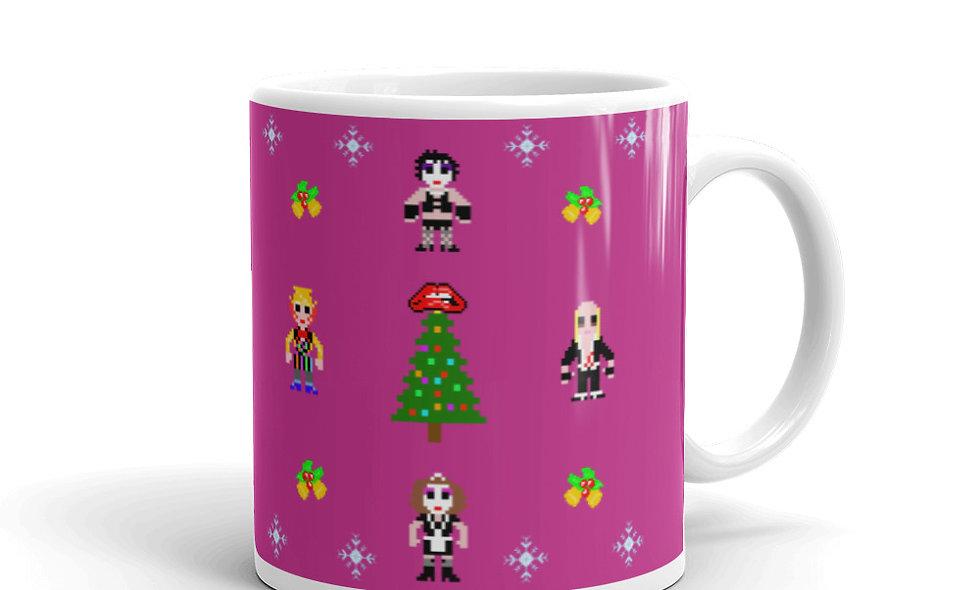 Rocky Around The Christmas Tree Mug