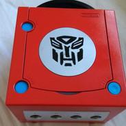 Optimus Prime GameCube