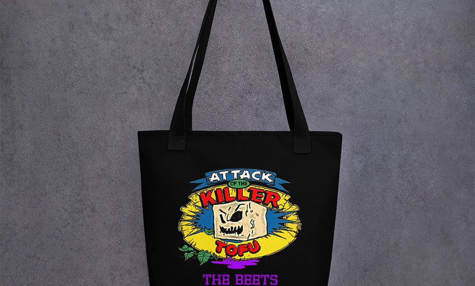Killer Tofu Tote bag