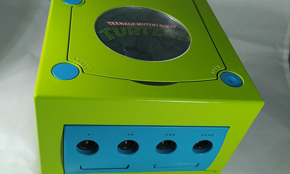 Leonardo TMNT Nintendo GameCube