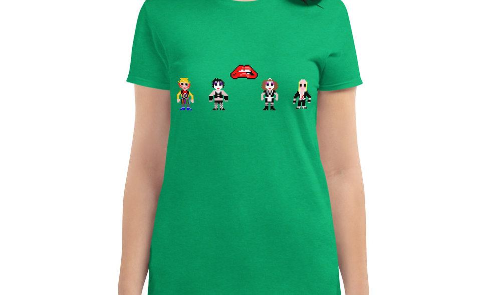 Rocky Horror Pixel Show Women's short sleeve t-shirt