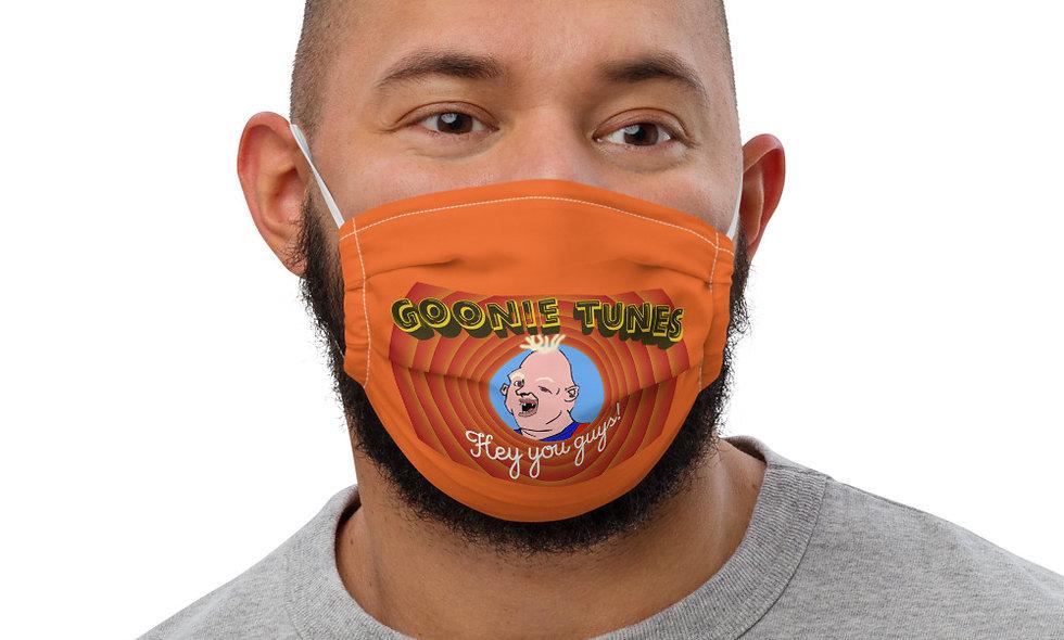 Goonie Tunes Face mask