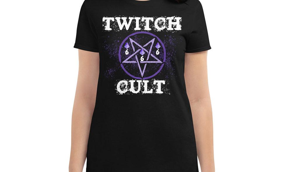 Twitch Cult Women's short sleeve t-shirt