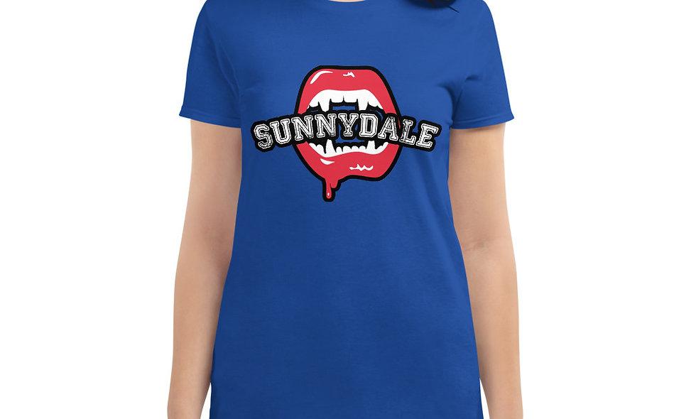 Sunnydale Sucks Women's short sleeve t-shirt