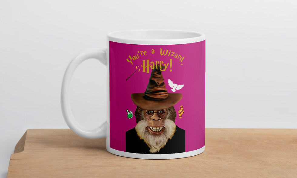 You're a Wizard, Harry Henderson Mug