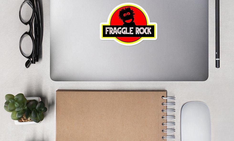 Fraggle Park Sticker